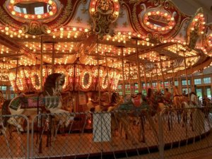 Roger Williams Carousel