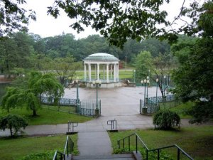 Roger Williams Casino bandstand