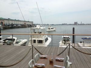View from Legal Harborside