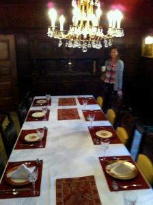 Group Dining Room at Edgewood Manor