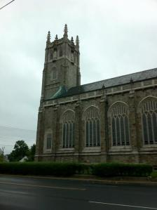 St. Paul church in Cranston
