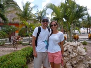 Exploring Cozumel