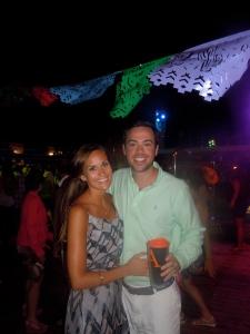 Mexican deck fiesta!