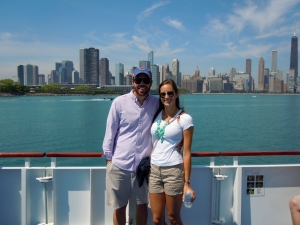 We had such a great time in Chicago! Can't wait to go back soon!