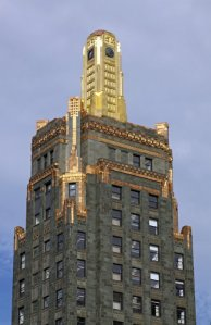 Chicago's Carbon and Carbide Building