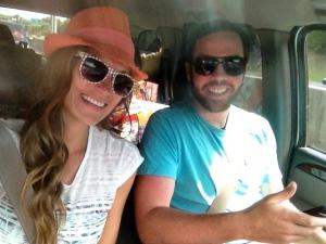 Driving to Bonnaroo!