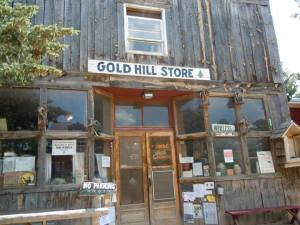 General Store in Gold Hill