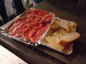 Delicious Iberico Ham