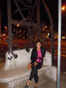 Bench by Gaudi