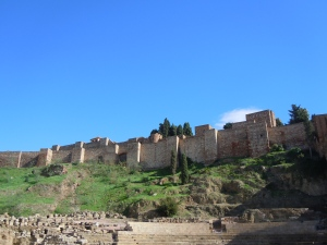 Alcazaba and the Roman Theater