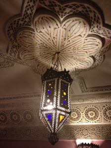 More beautiful detail at Dar Jameel