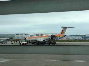 our tiny plane