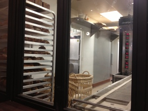 The bakery at Maison Kayser