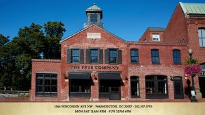 Frye in Georgetown, via thefryecompany.com