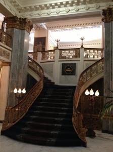 Seelbach Hotel Grand Staircase