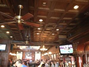 Inside J. Paul's
