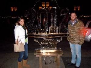Celebrating New Years in Vail