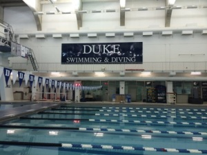 Duke Swimming and Diving Center