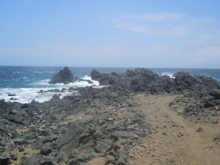Hike from Daimari Ranch to Natural Pool