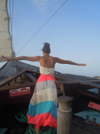 Queen of the world!