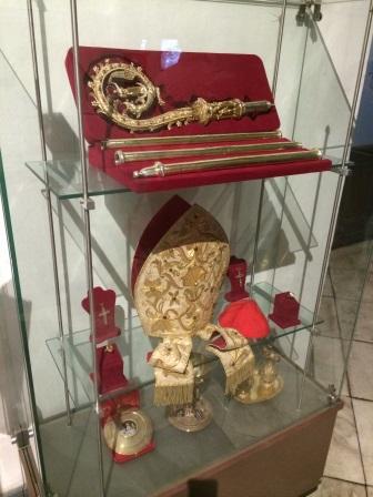 In the Religious Art Museum