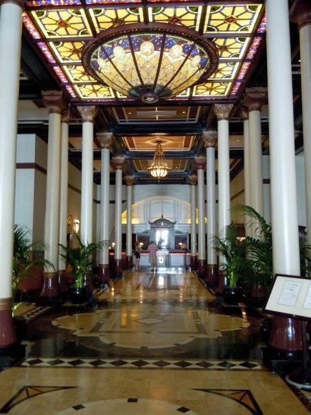 Inside the Driskill Hotel