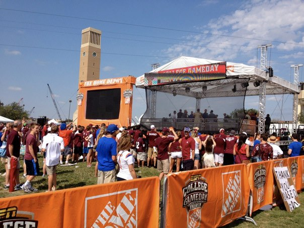 College Gameday!
