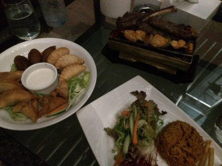 How to spend an evening in abu dhabi candie travels for Abu authentic cuisine