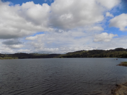 Baroon Pocket Dam