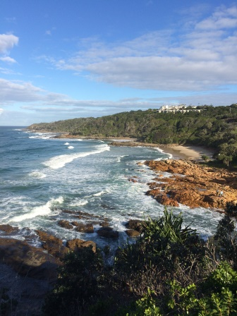 Views on the Coolum Beach Walk