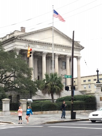 Downtown Charleston (United States Custom House)