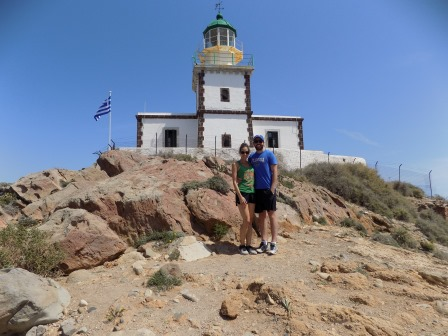 Akotiri Lighthouse