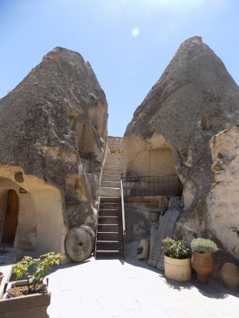 Another part of Kelebek Special Cave Hotel