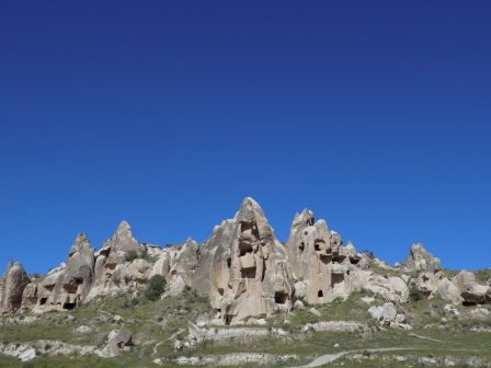 The incredible Cappadocia region of Turkey