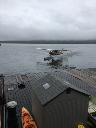 Our floatplane for the afternoon