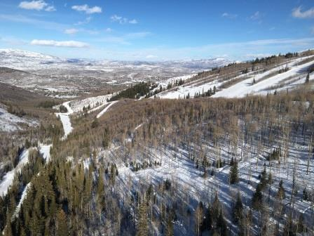 View from Quicksilver Gondola